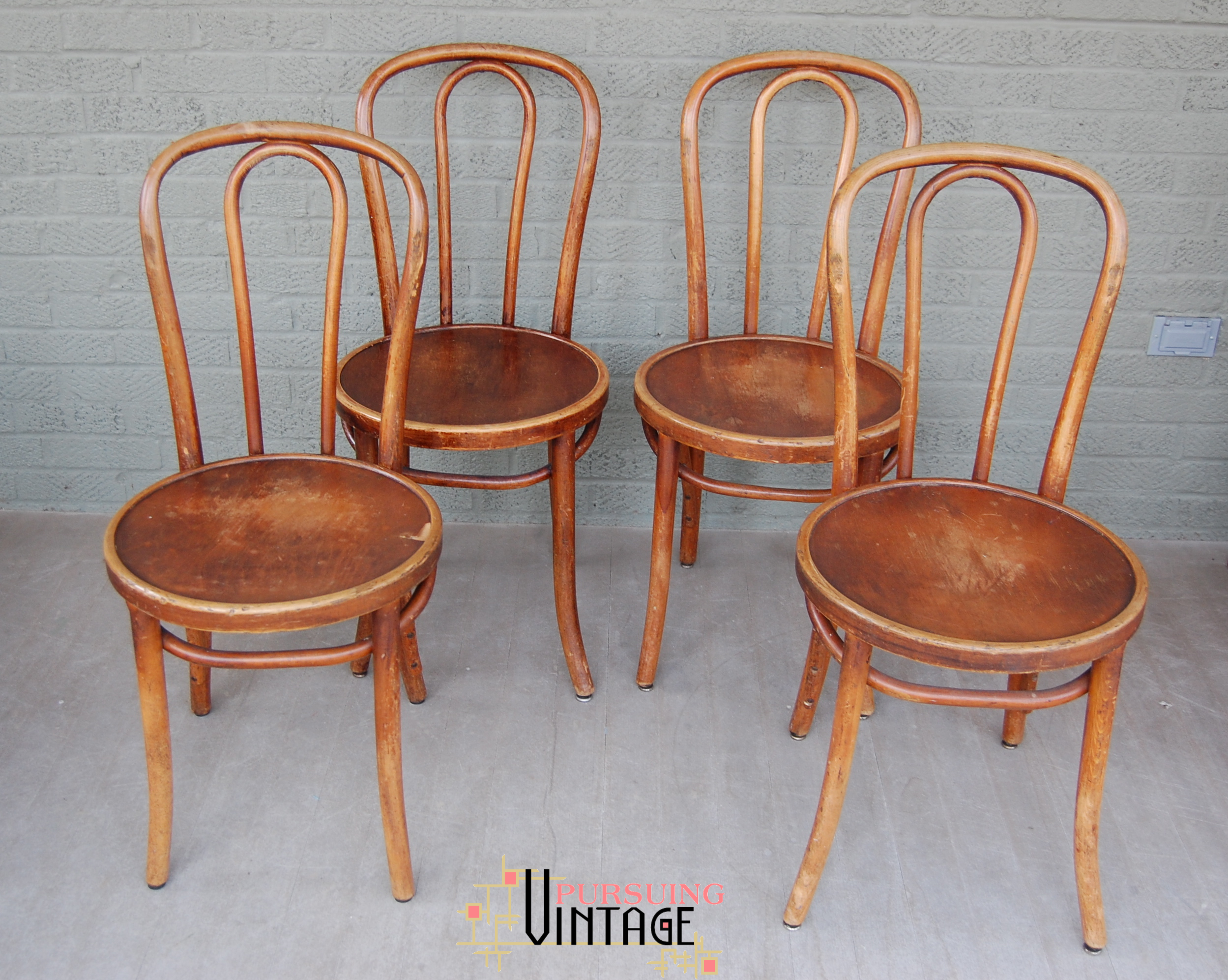 antique thonet chairs for sale. thonet bentwood cafe chairs #18 antique for sale