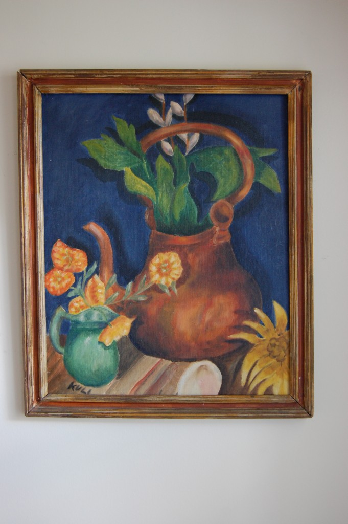 Vintage Still Life Painting / Pursuing Vintage