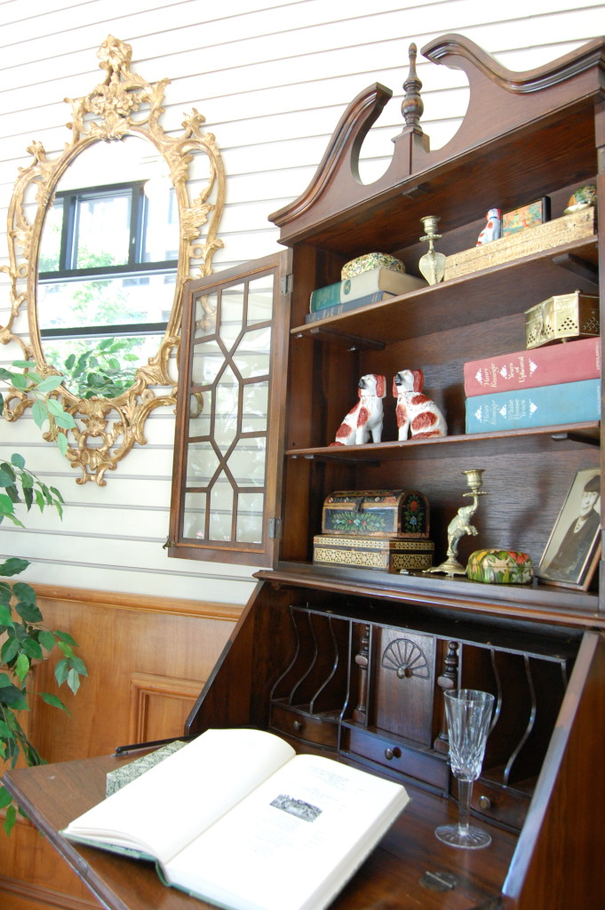 Weschler's Window / Desk & Mirror / Pursuing Vintage